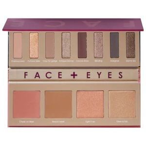 BNIB Sephora eyes and face palette
